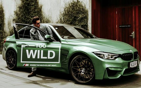 @ben_attwood the social club BMW M